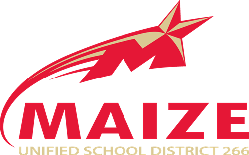 Maize USD 266 logo