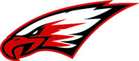 Maize High Eagle head logo