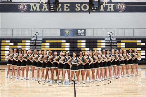 Maize South High Cheer Squad