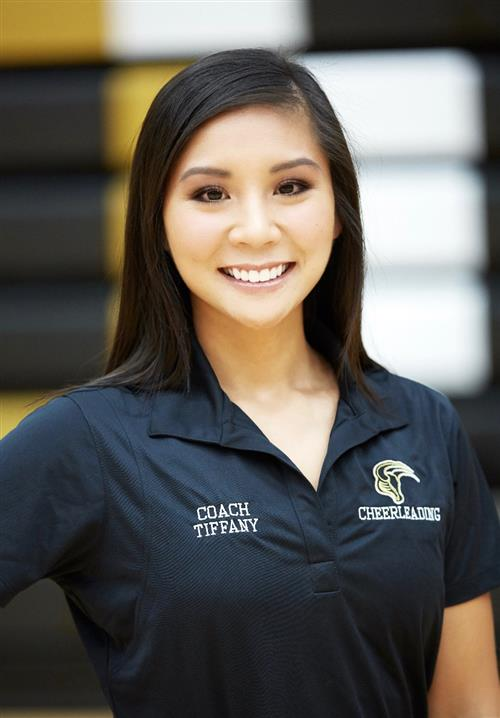 Tiffany Nguyen, Head Cheer Coach