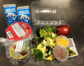 Maize USD 266 school meals for students